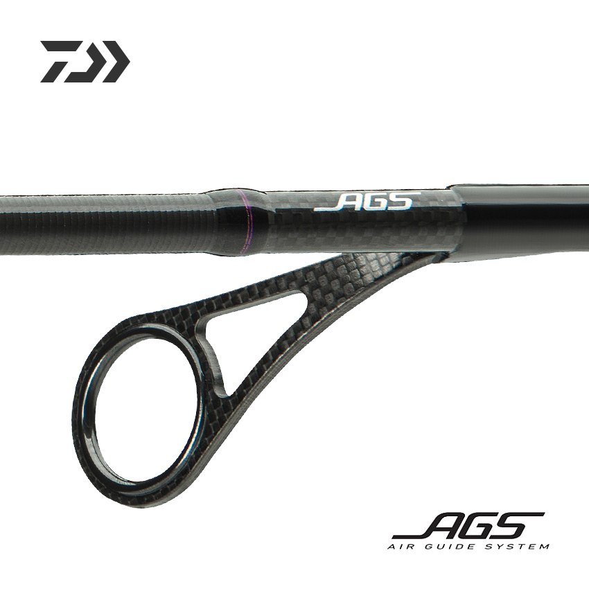 DAIWA AGS - Air Guide System - PROREX