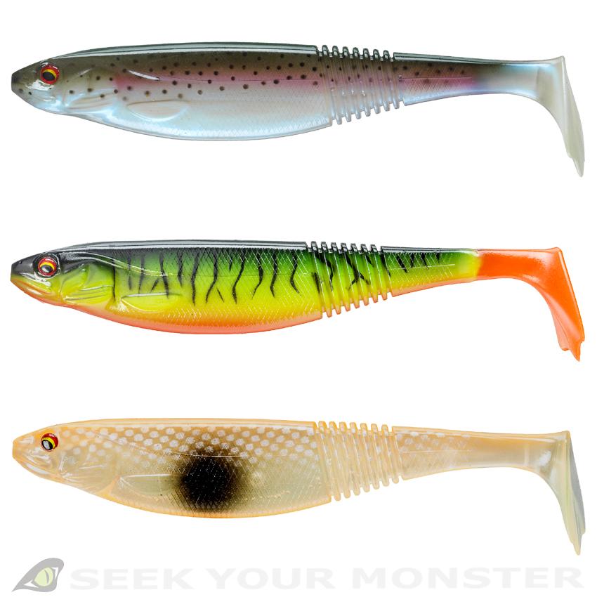 Prorex Classic Shad DF 5cm, 10cm,12.5cm, 15cm, 20cm, 25cm | DAIWA PROREX