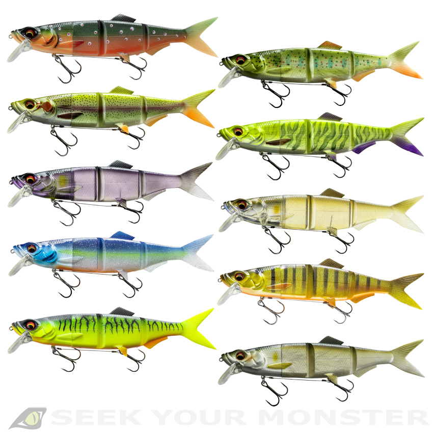 PROREX Hybrid Swimbait -DAIWA by PROREX