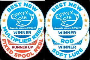 PROREX Efftex Winner 2016 - DAIWA